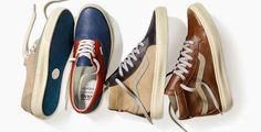 EffortlesslyFly.com - Kicks x Clothes x Photos x FLY Sh*t: Diemme x Vans Vault Holiday 2014 Collection*~