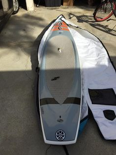 Race season in Southern California is upon us and I'm already out due to a shoulder injury. My pain is your gain!!! I'm selling my race board with bag and fin for $1100. It's in…