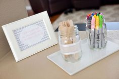Bridal Shower Game – write on popcicle sticks different date night ideas for the newlyweds to use in their first year of marriage   best stuff