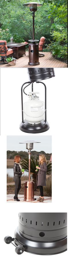 Patio Heaters 106402: Heater-Patio-Deck-Outdoor-Propane-Portable-Commercial-Modern -> BUY IT NOW ONLY: $152.97 on eBay!