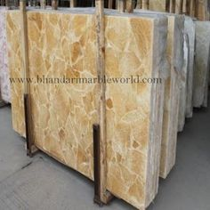 Best Italian Marble India: ROSSINE YELLOW ONYX MARBLE