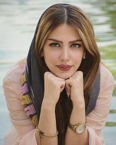 Caring For Your Skin With Easy Tips – Beauty Skin Care Products Beautiful Iranian Women, Beautiful Girl Indian, Most Beautiful Faces, Beautiful Girl Image, Beautiful Hijab, Iranian Beauty, Muslim Beauty, Girl Pictures, Girl Photos