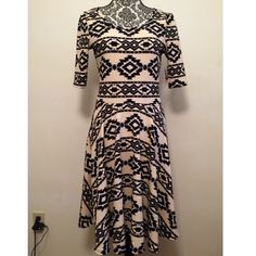 NWT LuLaRoe Nicole Dress size M Brand new, with tags. **Not a consultant** LuLaRoe Dresses