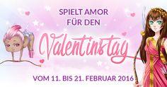 Sweet Amoris, das Flirtspiel für Mädchen!