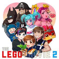 """毒茸ぴよ子🍄系ニンジャ on Twitter: """"もう観に行って一ヶ月くらい経つのにまだ余韻が残ってるレゴムビ2。早くブルーレイ出ないかな(´uωu`)日本語版のサントラも出ないかな(´ノωノ`) #TheLEGOMovie2 #レゴムービー2… """" Lego Film, Lego Movie 2, La Grande Aventure Lego, Cartoon N, Happy Tree Friends, Lego Worlds, Disney Memes, Lego Ninjago, Movies Showing"""