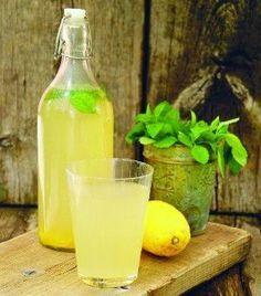 Zazvorova limonada                    Čerstvý zázvor oloupejte a nastrouhejte do nádoby. Zalijte vařící vodou cca 1,5 litrem, zakryjte a n...