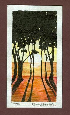 Blind postcard by DawnstarW.deviantart.com on @DeviantArt