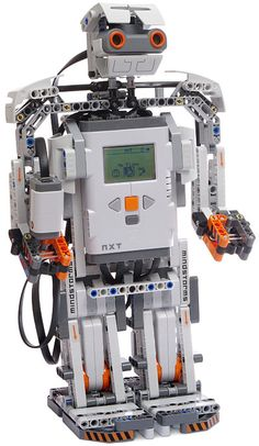 Who doesn't love robots and/or lego!!!!  ThinkGeek :: LEGO Mindstorms NXT 2.0