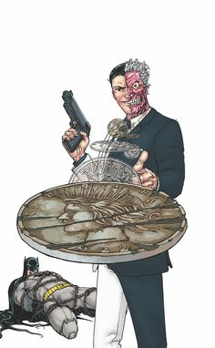 BATMAN AND ROBIN #23.1: TWO-FACE Written by PETER J. TOMASI Art by GUILLEM MARCH 3-D motion cover by CHRIS BURNHAM On sale SEPTEMBER 4 • 32 pg, FC, $3.99 US • RATED T Two-Face is approached to join the Secret Society! Which side will his coin land on?