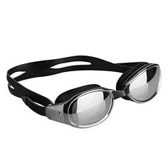 JIEJIA Swim Goggles for Man UV Protection Lenses Antifog Coating Crystal Clear Visual Effect With Adjustable Strap Man Women * Click on the image for additional details.