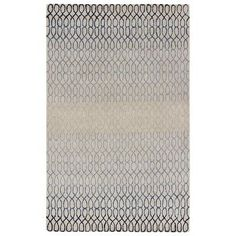 JaipurLiving Timeless Hand-Tufted Oyster Gray/Mustard Gold Area Rug Rug Size: