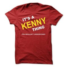 Its A Kenny Thing - #lace shirt #hoodie kids. SAVE => https://www.sunfrog.com/Names/Its-A-Kenny-Thing-lysfm.html?68278