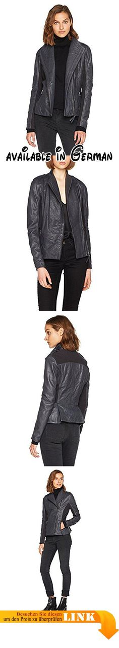 BOSS Orange Damen Jacke Juneva 10199676 01, Grau (Charcoal 011), 36.  #Apparel #OUTERWEAR