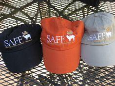 Ball caps, Southeastern Animal Fiber Fair