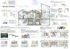 第4回POLUSーポラスー学生・建築デザインコンペティション