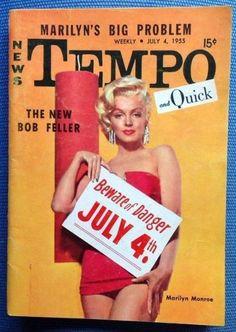 Marilyn Monroe Magazine Cover Photos - List of magazine covers featuring Marilyn Monroe - Who's Dated Who?