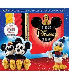 Classic Disney Crochet Kit