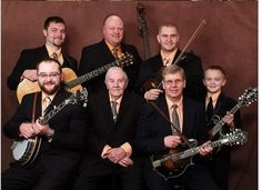 Carter Fold Presents Larry Efaw and the Bluegrass Mountaineers - http://www.cybergrass.com/node/4870