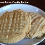 The PERFECT Peanut Butter Cookie Recipe - thick, soft and chewy!