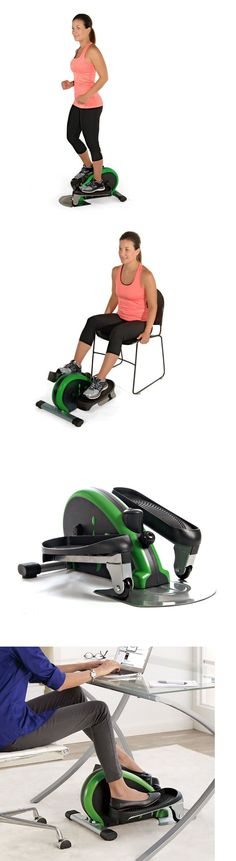 Ellipticals 72602: Elliptical Exercise Equipment Machine Workout Compact Fitness Eliptical Trainer BUY IT NOW ONLY: $127.99