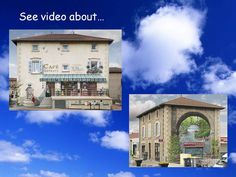 See video about...Coffee Aqueduct by Patrick Commecy & A.Fresco (Estrablin, France)