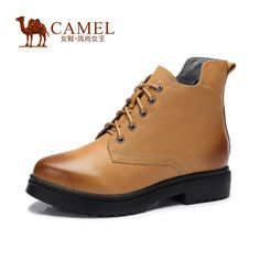 99.00$  Watch now - http://alifbj.worldwells.pw/go.php?t=32455780243 - Camel winter women boots 2015 new shoes retro elegance sheepskin fashion casual ladies boots warm women's boots a53827612 99.00$