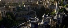 ArtStation - Warcraft the Movie :: Stormwind ::, Jaime Jasso