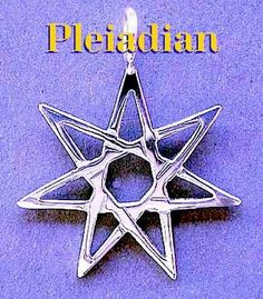 Pleiadian. I was drawn to the septagram years ago as a teen, with a profound sense of wonder and longing...
