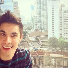 Oh god I can't breathe when I'm looking at him. Sam Tsui