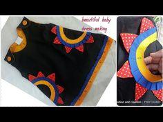 615672467d85 sunflower pocket easy making stylish little girls dress easy pocket  designing