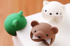 Watch Your Tables Get Devoured With These Adorable Animals Corner Protectors!