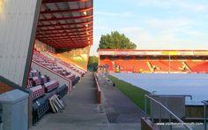 AFC Bournemouth Stadium Work Underway