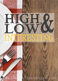 Do you ever have a hard time getting your kids to talk or share about their day? We did too until a simple game called High, Low & Interesting changed everything for our family. Discover how this fun tradition can transform your dinner conversations too!