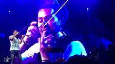 David Garrett em São Paulo, 24/07/2015 - Espaço das Américas - video 6