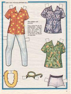 Elvis-Presley-Vintage-1980s-Swedish-Paper-Doll-Clothes