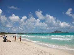 Kailua Beach, Oahu... One of my favorite beaches!!