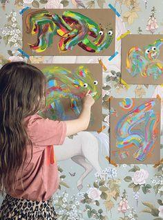 Chalk Marker, Cardboard Toys, Cool Diy, Diy For Kids, Bunt, Dinosaur Stuffed Animal, Wall Decor, Creative, Diys
