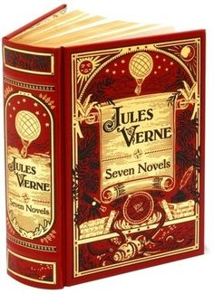 Jules Verne http://www.buzzfeed.com/steampunk/55-steampunk-reads-for-the-holiday-3n9d