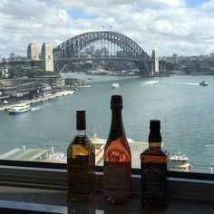 Starting early! #nye #view #sydneyharbourbridge #notevenadternoonyer #drank #drinking #sydney #operahouse #sydneynye #moscato #tequila #jd #jackdaniels #party #2015 #josecuervo #instagay #gay #lesbian #newyearseve #newyears #milliondollarview #nofilter by jojogatorrr http://ift.tt/1NRMbNv