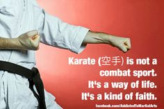 Karate www.Facebook.com/McDojoLife