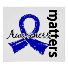 Colon cancer ribbon png  | Colon Cancer Blue Ribbon Posters, Colon Cancer Blue Ribbon Prints, Art ...
