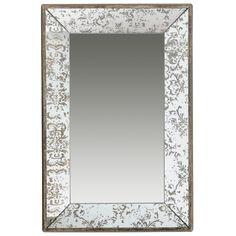 Found it at Joss & Main - Louisa Rectangle Large Wall Mirror