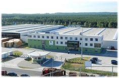Siedziba firmy Stelmet w Zielonej Górze