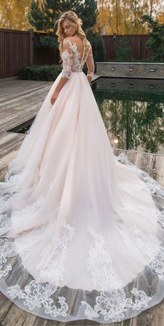 3ebc3b805 The most incredibly beautiful wedding dress - Romantic Wedding Dresses
