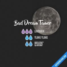 Bad Dream Tamer - Essential Oil Diffuser Blend