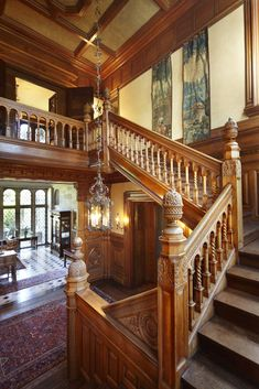 Grand Staircase in the Main Unit