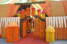 Image result for wedding entrance decoration