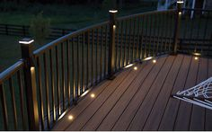 Looking for the right outdoor deck hand railing that matches your overall deck design? Trex Signature Railing is the strong, sleek solution. Metal Deck Railing, Patio Railing, Hand Railing, Deck Patio, Railing Design, Deck Design, Landscape Design, Outdoor Deck Lighting, Outdoor Spa