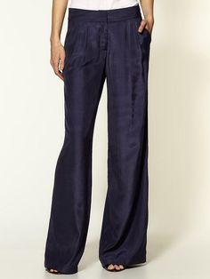 silky pant//pantalones de seda