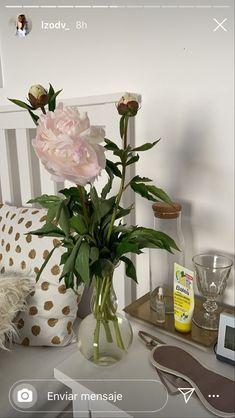Rose Perfume, Girl Body, Dream Rooms, Insta Story, Glass Vase, Highlights, Flowers, Instagram, Luminizer